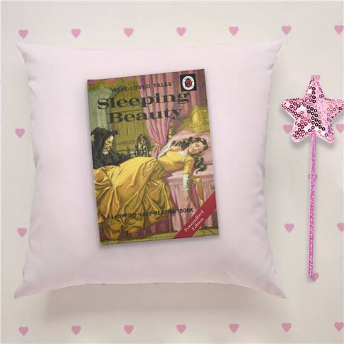 Personalised Sleeping Beauty - A Ladybird Book
